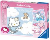 Betoverende Hello Kitty (3 puzzels)