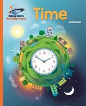 Reading Planet - Time - Orange