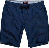 Superdry Sunscorched  Sportbroek casual - Maat 32  - Mannen - blauw/wit