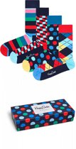 Happy Socks Special Big Dot sokken Giftbox  - Maat 41-46