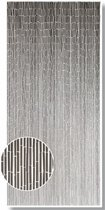 Jekra Vliegengordijn - 90x200 cm - Bamboe - Taupe