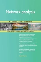 Network analysis A Complete Guide - 2019 Edition