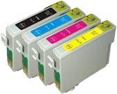 Epson MULTI PACK T0715 - BKCMY - 4 cartridges