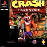 Crash bandicoot -platinum- PS1
