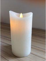 Kaars Met Timerfunctie | Kaarsen | Candle | Led Kaars | 7.5ø