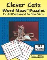 Clever Cats Word Maze Puzzles
