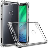 Shock Proof case hoesje voor Samsung Galaxy A20E - Transparant