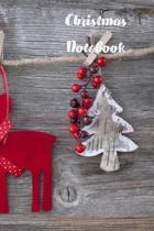 My Christmas and New Year Notebook: A5 (6 x 9 Inches) Notebook Journal Diary. High Quality Hand Writing Journal with 100 Pages