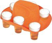 Hoedje Bier Oranje