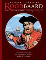 Roodbaard, de schrik van de zeven zeeën 2 - De kapitein zonder naam ; Het brandmerk van de koning ; Muiterij op 'De Oceaan'