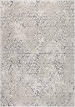 Zuiver Miller - Vloerkleed - Grijs - 170x240cm