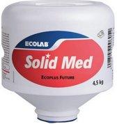 Ecolab solid med vaatwasmiddel speciaal tegen koffie- en theeaanslag voor middelhard water 4,5 kg