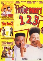 House Party Trilogy (3DVD)