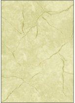 designpapier Sigel A4 90grs pak a 100 vel graniet beige