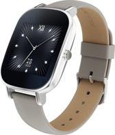 Asus ZenWatch 2 smartwatch - Beige/kaki
