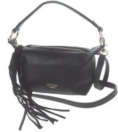 Guess Dixie Mini Crossbody - Crossbodytas - Zwart