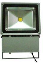 Lumenx Bouwlamp Led bouwlamp/schijnwerper 100W warm wit