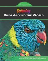Coloring Birds Around the World