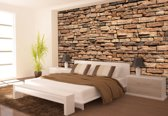 Stone Wall Photo Wallcovering