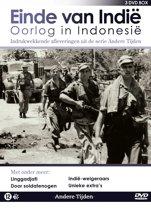 Einde van Indië-Oorlog in Indonesië (3 dvd)