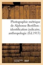 Photographie M�trique de Alphonse Bertillon