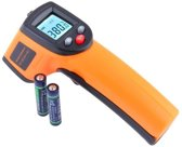 Infrarood-Thermometer Laser Pyrometer - Digitale IR Temperatuurmeter - Draadloos