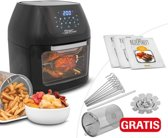 Power Multi-Function - hetelucht friteuse