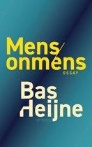 Boek cover Mens/onmens van Bas Heijne (Hardcover)