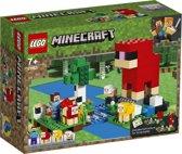 LEGO Minecraft De Schapenboerderij - 21153