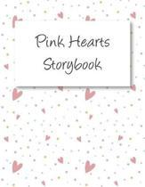 Pink Hearts Storybook