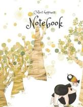 Collect happiness notebook for handwriting ( Volume 12)(8.5*11) (100 pages): Collect happiness and make the world a better place.