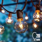 Prikkabel lichtsnoer 25 lamp