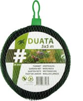 Tuinnet Duata knooploos 2x10 mt