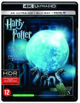 Afbeelding van Harry Potter And The Order Of The Phoenix: Part 5 (4K Ultra HD Blu-ray)