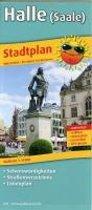 Halle (Saale) Stadtplan 1 : 15 000