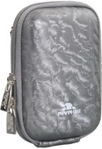 Riva 7022 (PU) Digital Case grey shiny wave