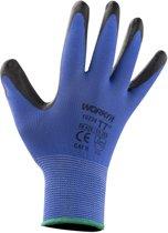 Werkhandschoenen - EN 388 - M - Blauw