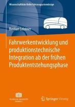 Fahrwerkentwicklung Und Produktionstechnische Integration AB Der Fr hen Produktentstehungsphase
