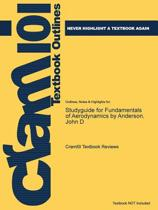 Studyguide for Fundamentals of Aerodynamics by Anderson, John D