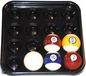 Pool Ball Tray 57.2mm (16 B)