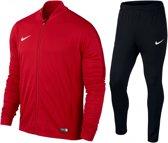 Nike Academy 16 Knit Trainingspak - Senior - Rood/Zwart - Maat M
