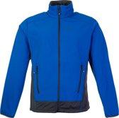 Icepeak Sami outdoor Jas Sportjas - Maat XL  - Mannen - blauw/grijs