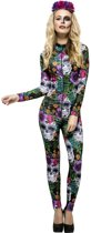 Day of the Dead catsuit |