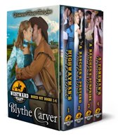 Westward Hearts Box Set Books 1-4