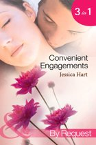 Convenient Engagements: Fiance Wanted Fast! / The Blind-Date Proposal / A Whirlwind Engagement (Mills & Boon By Request)