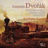 Quatuors Op.96 ''Americain'' & 105