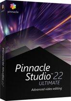Pinnacle Studio 22 Ultimate - Nederlands / Engels / Frans - Windows Download