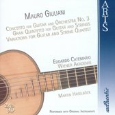 Giuliani: Concerto For Guitar And Orchestra No. 3,