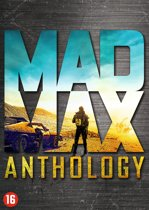 DVD cover van Mad Max Anthology