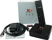 Xstreambox  Android  TV BOX  met Kodi 8GB Quad Core WIFI HD 1080P Media Player plug and play ready